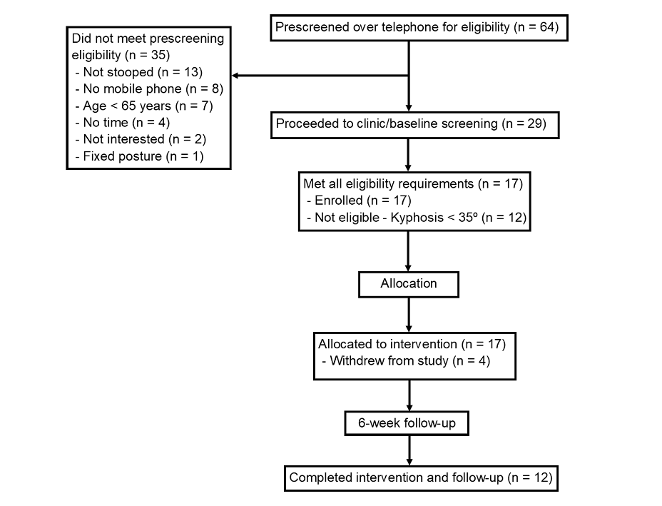 JA - Feasibility and Acceptability of Technology-Based Exercise and